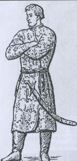 Характеристики об домовая летопись, писанная капитаном иваном андреевым в 1789 году