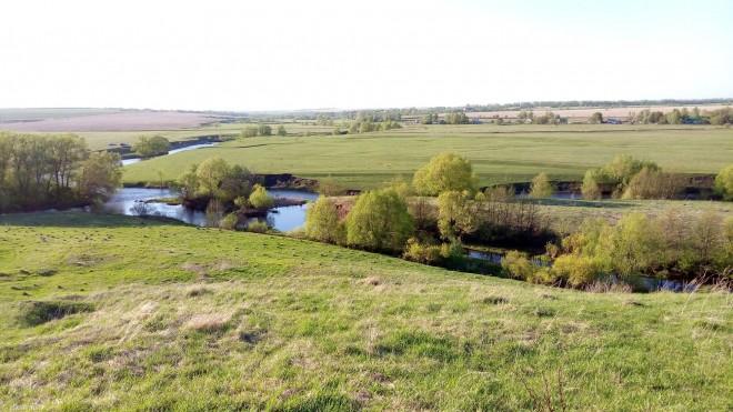 Устье реки Непрядвы