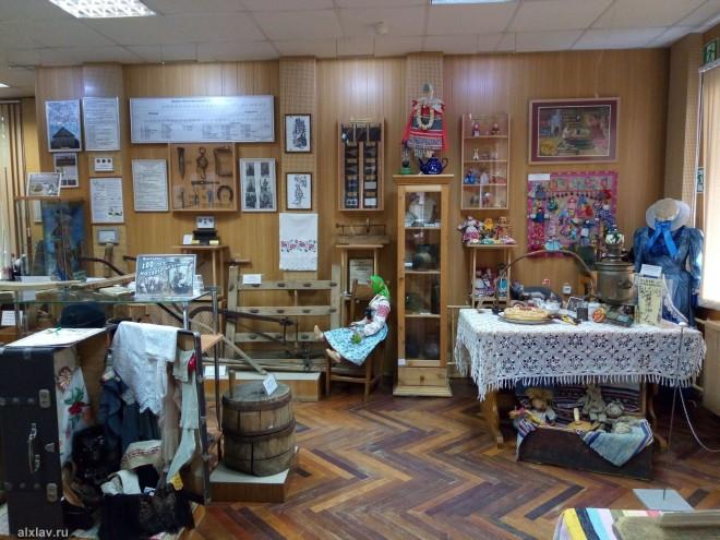 музей города Климовска
