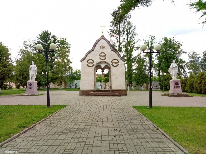 достопримечательности Калужской области