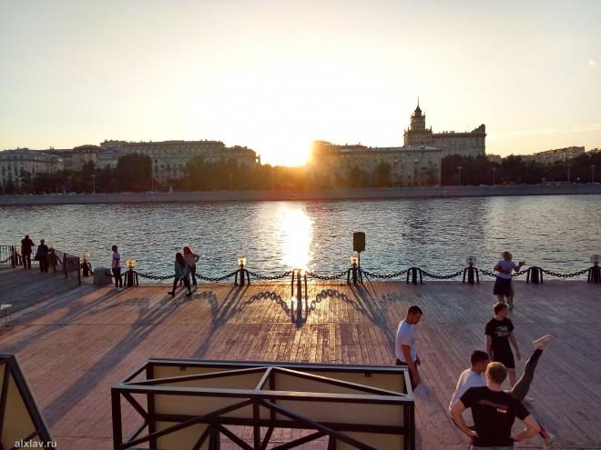 маршрут выходного дня Москва