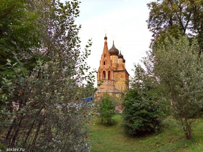Усадьбы Московской области Поленов