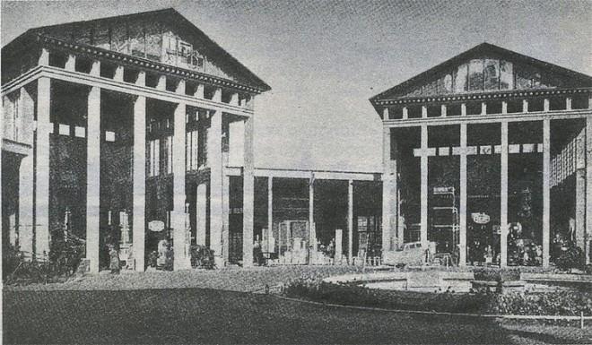 Прародительница ВДНХ 1923
