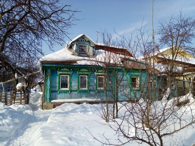 Самый старый район города Климовска (Климовка, Климентово)