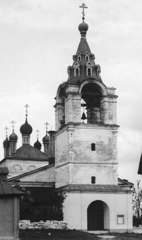 Верхнее Мячково. Церковь Рождества Пресвятой Богородицы