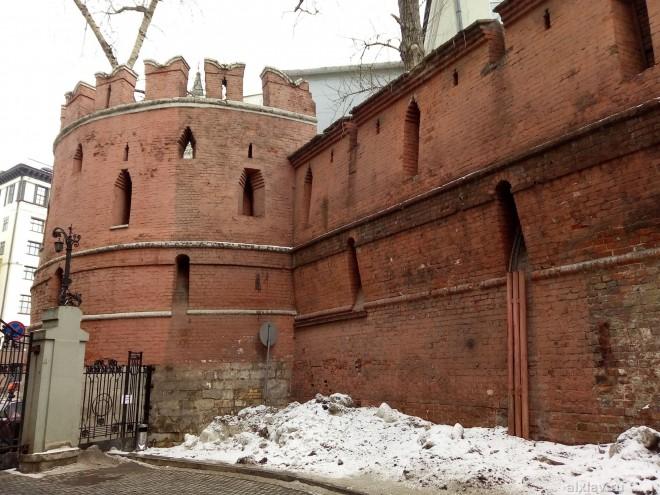 Китайгородская стена (Московский Китай-Город)