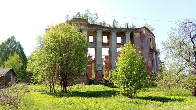 Поездка в усадьбу Петровское-Алабино по Большому кольцу МЖД