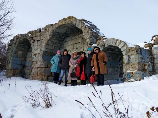 экскурсия по Серпухову