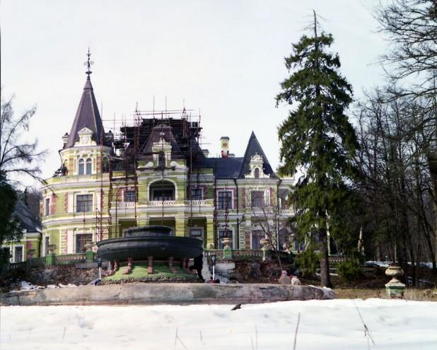 Усадьба Одинцово-Архангельское на реке Рожайка