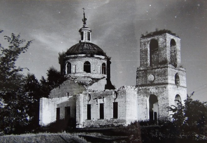Церковь в Тульчино
