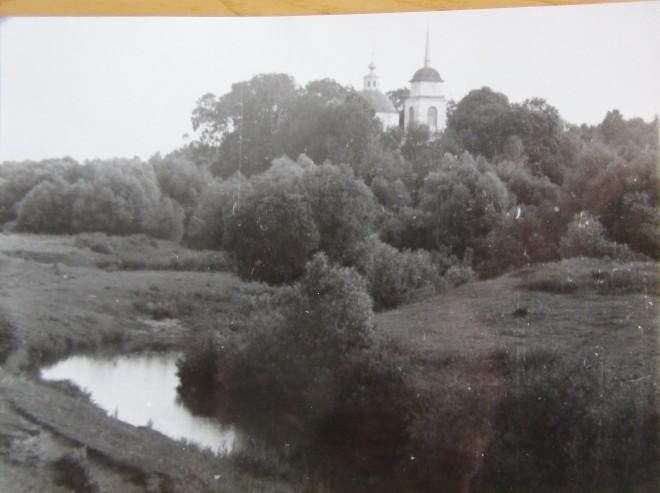 фотографии деревень и церквей из подборки Беспалова