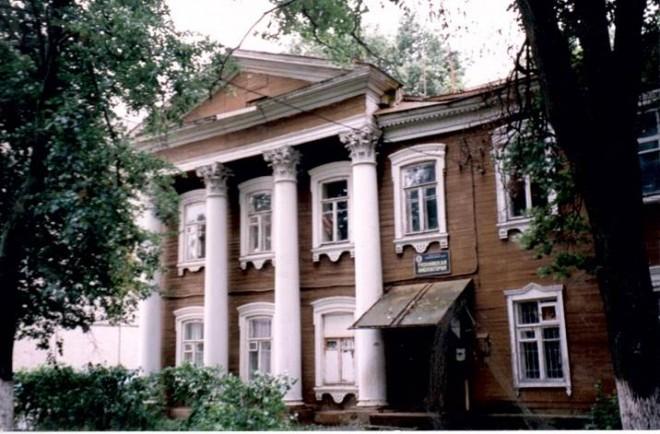 Усадьба Баскакова (пос. Фабрики им 1 Мая)