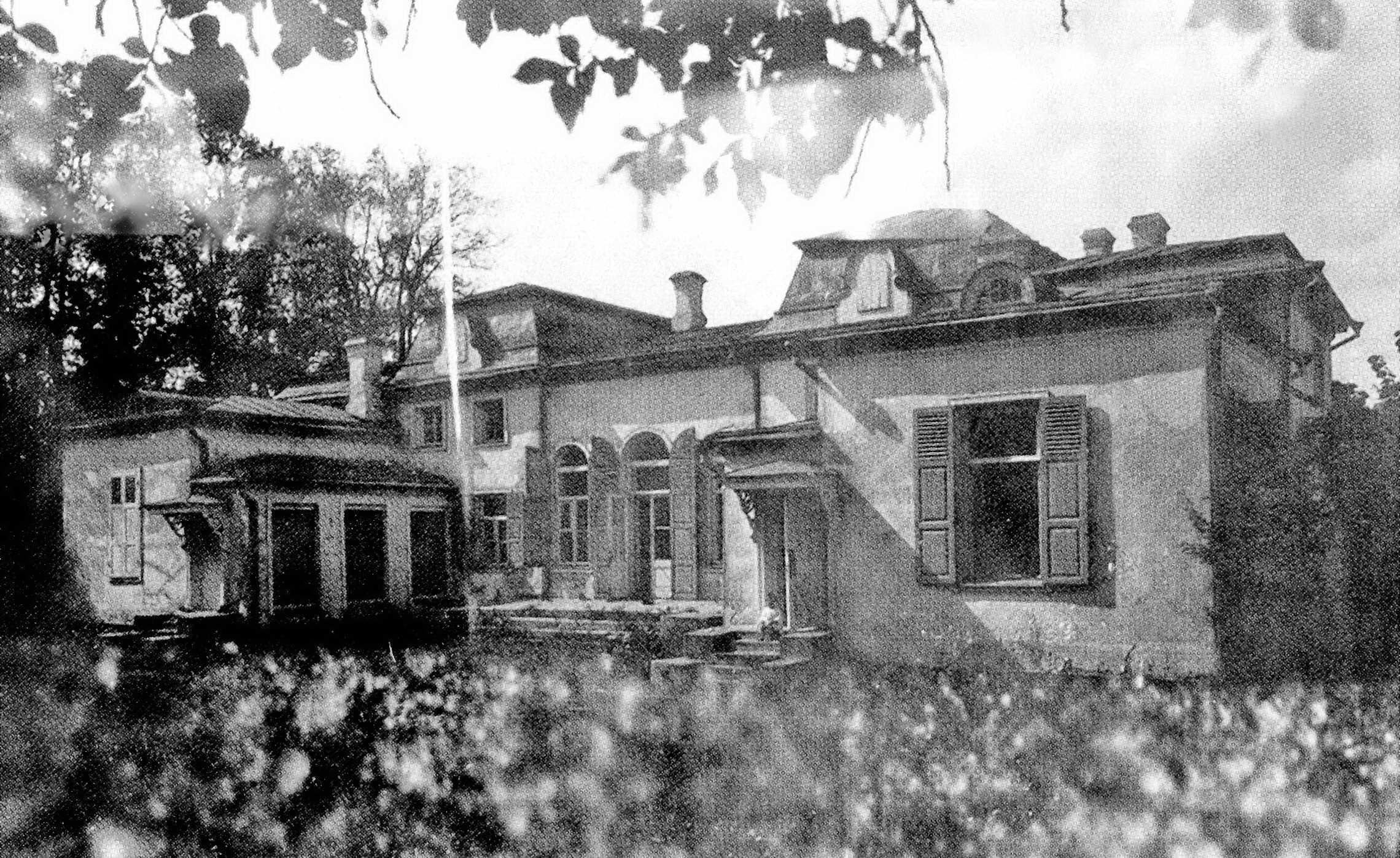 старые фото лыткарино
