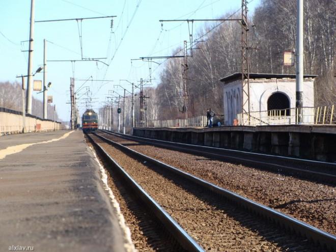 платформа Колхозная