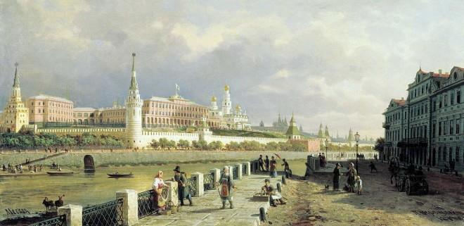 То, чего вы не знали о Московском Кремле