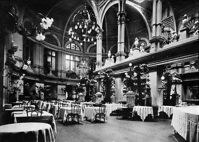 «Славянский базар» — забытый великосветский ресторан