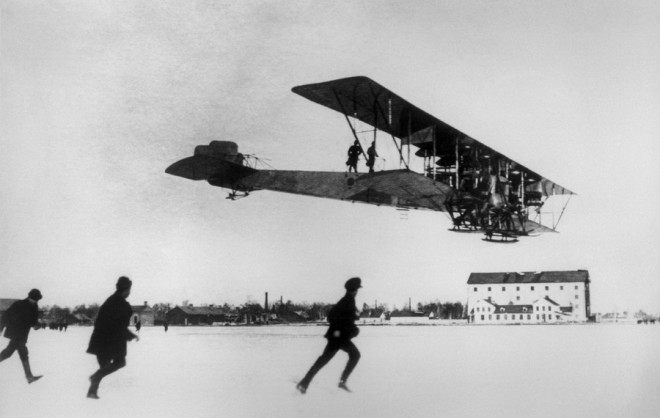 Илья Муромец самолёт