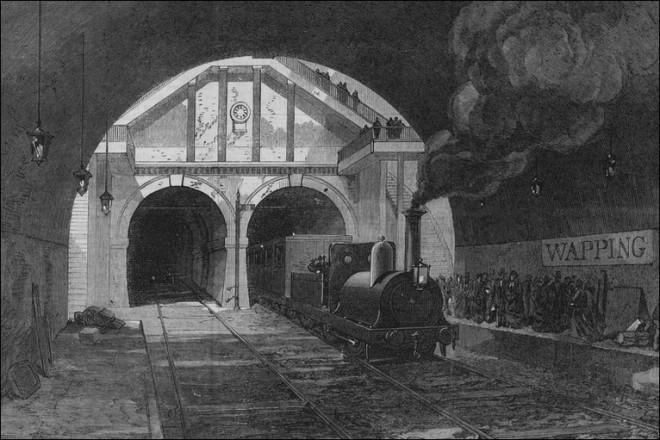 столичная железная дорога