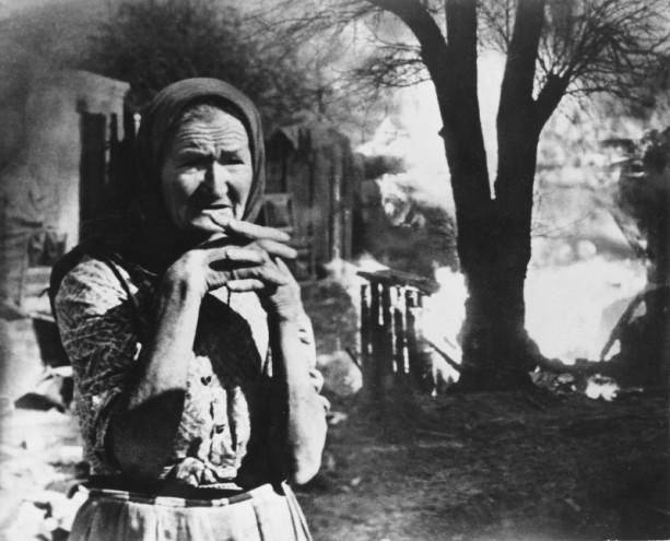 Фотограф: Иван Шагин. Выставка «Одна на всех. 70 лет Победы»