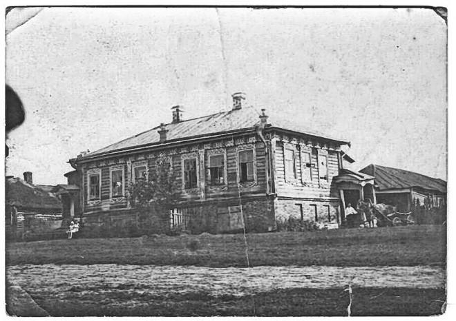 Фотография дома Пафнутовых в Буриново